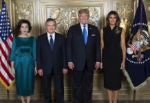 Мирзиёев и Трамп